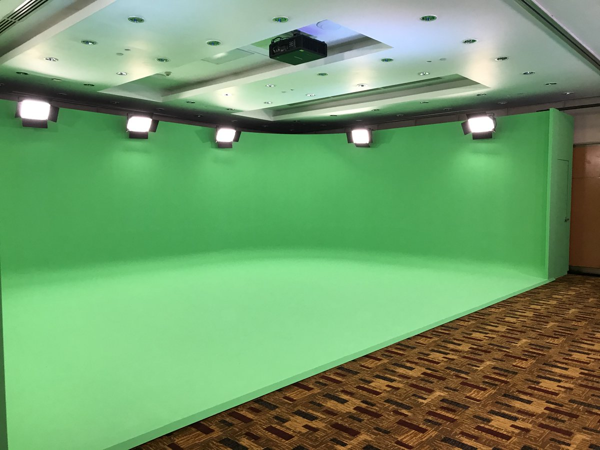 BIGGER,  WIDER AND DEEPER.    Another bigger purpose-built green screen virtual studio will be ready soon to meet popular demand and to match your big imagination! Contact us to be the first to view this spacious virtual studio:  sales@klccconventioncentre.com https://t.co/AB3zXOo2EP