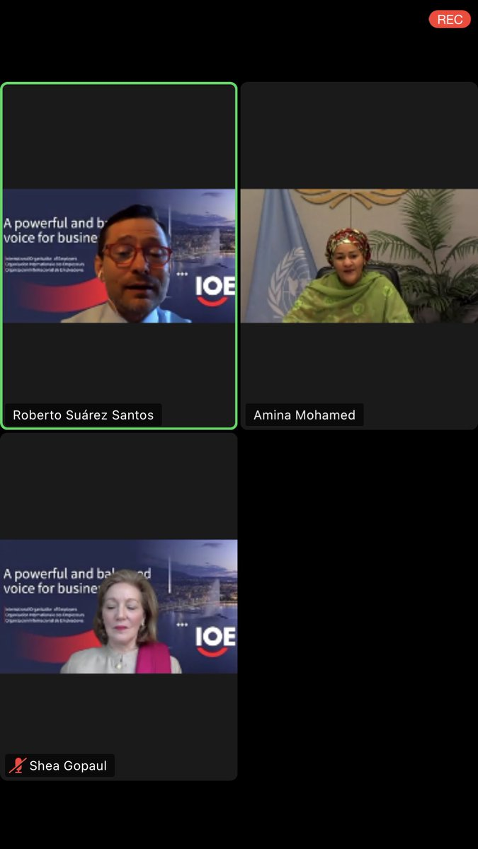 """""""Enjoy the journey of building a business"""" #focus #strenght #learnfrommistake @AminaJMohammed @smgthink @robsuarezsantos @ioevoice https://t.co/UeDAwecxeh"""