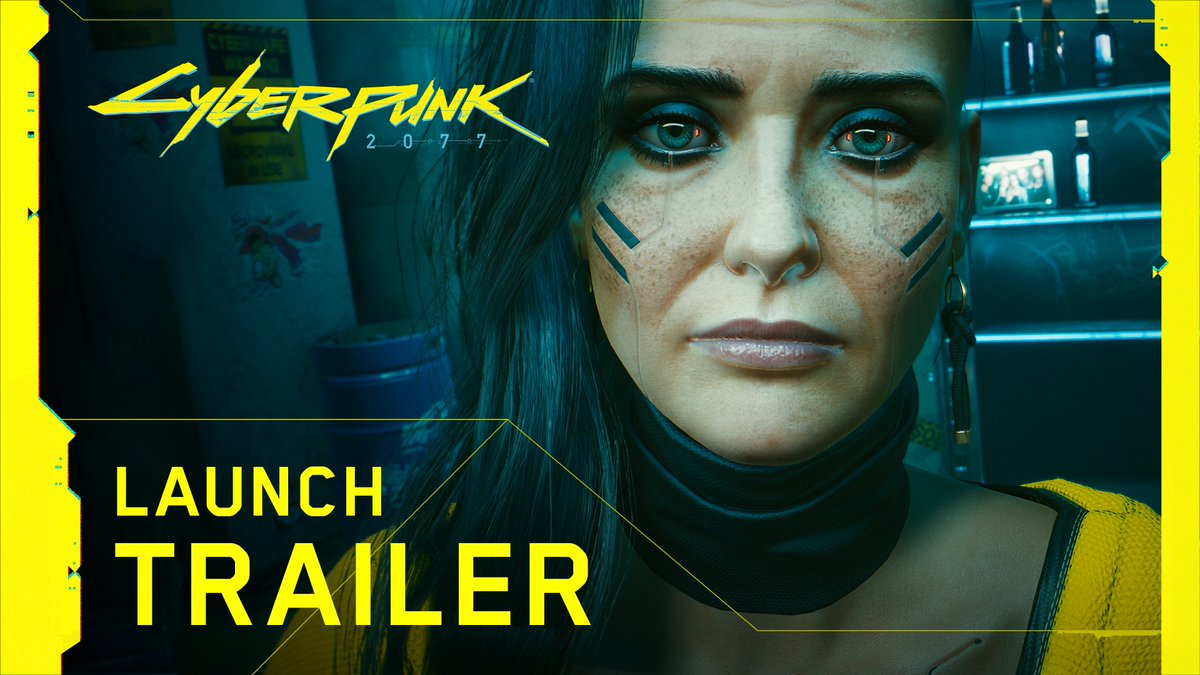 Would you rather live in peace as Mr. Nobody... or go down for all times in a blaze of glory?  December 10th.  #Cyberpunk2077