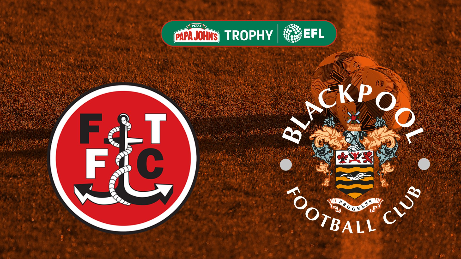 Blackpool Fc On Twitter 𝗠𝗮𝘁𝗰𝗵 𝗣𝗿𝗲𝘃𝗶𝗲𝘄 Fleetwood Town A The Seasiders Travel To Ftfc This Evening In The Second Round Of The Papajohnstrophy Https T Co Bh3xp7mcfy Https T Co Utrwibccyt