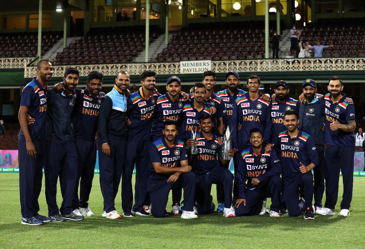 Team India 🇮🇳 🏆