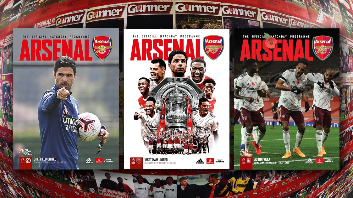 🎄PROGRAMME SUBSCRIPTIONS FOR XMAS!🎄  🎁 The gift for Gooners who have everything ✅ Every programme posted out pre-match 🎅 Also includes all back issues this season ✅ Available worldwide 🎅 The ultimate collectable of a unique season  ⬇️ Order here ⬇️