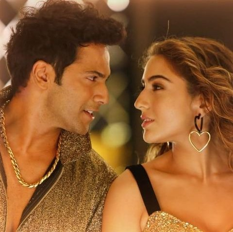 #HusnnHaiSuhaanaNew tomorrow out song at 12:30 pm #CoolieNo1 second song Tomorrow release 😍🎉 #VarunDhawan #SaraAliKhan #CoolieNo1OnPrime #excitedforcoolieno1