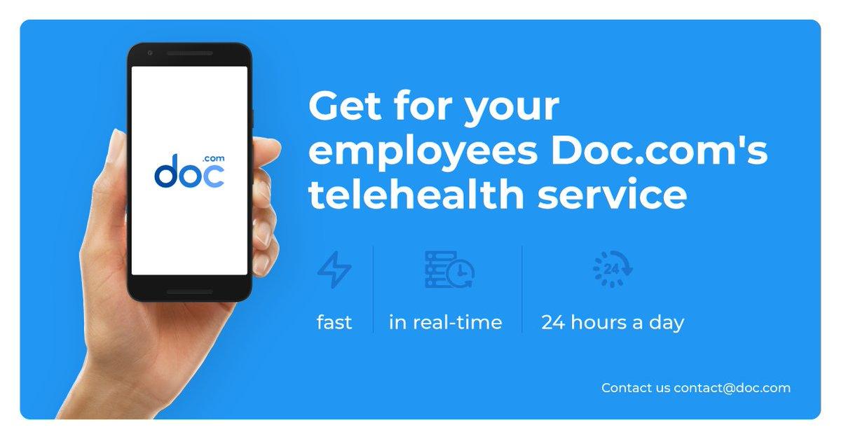 #USA #employeewellbeing #telehealth #Telemedicine #RegisteredAndReady #HealthTech