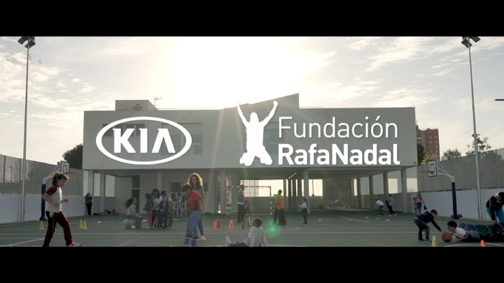 What happened when five children from the @frnadal Zoom called their hero?  Watch @RafaelNadal talk to some of the students from the Foundation about how they managed to #TakeOn20 and learn a little more about the King of Clay himself here 🎾