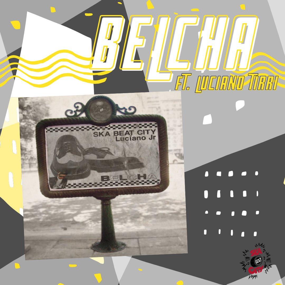 """En julio nos juntamos junto al gran @luciano_eltirri para versionar """"Belcha"""", clásico de @lfcoficial que todos bailamos alguna vez 👞🏁   ¡Buscalo en todas las plataformas!   Spotify:  Apple Music:  Deezer:"""