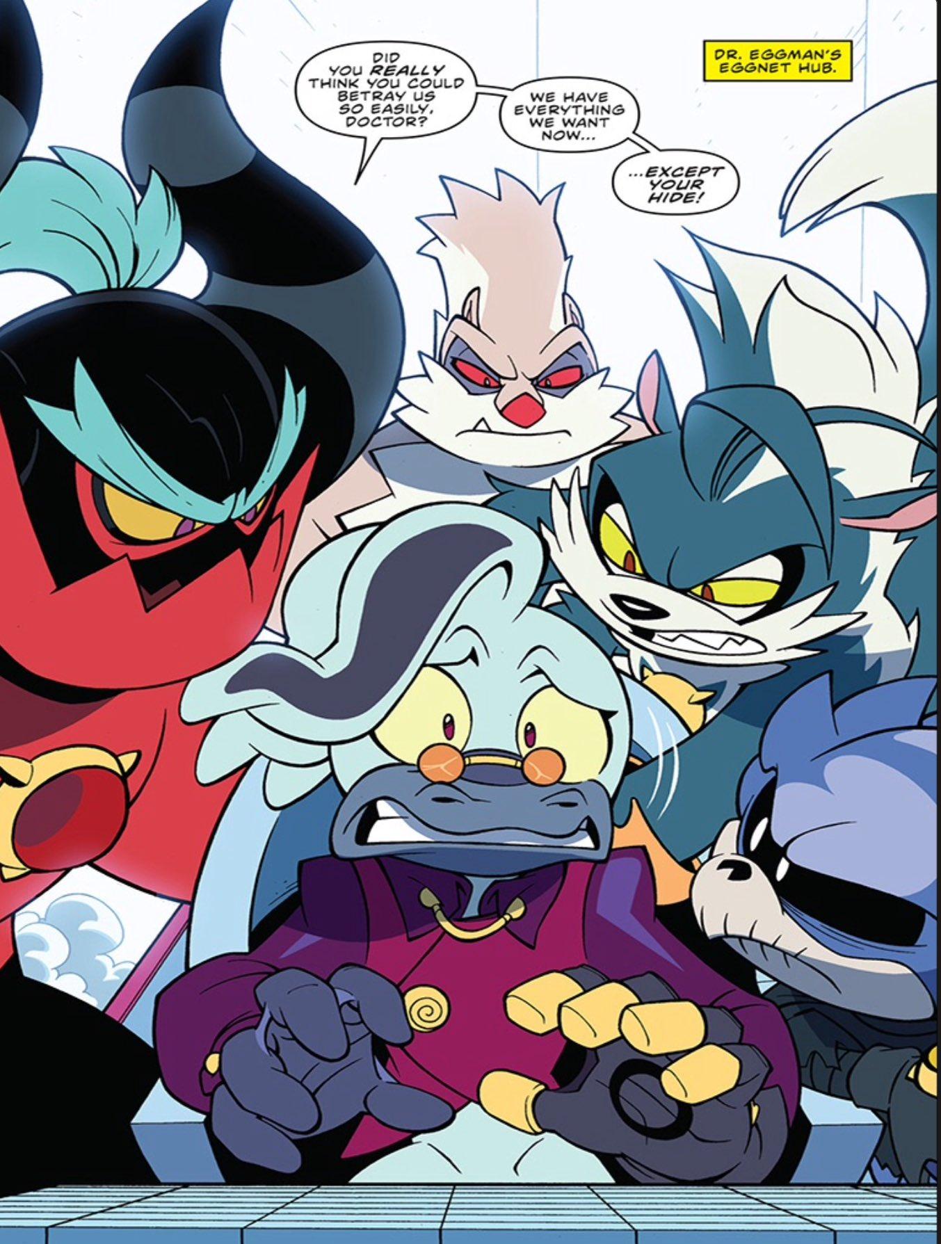 Bad Guys #4
