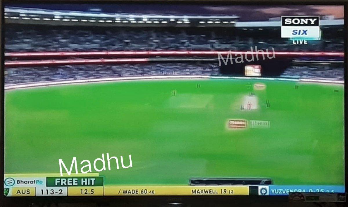 @bharatpeindia Spotted BharatPe Ad in the Ind-Aus match👍 Wish to win as biggest fan of cricket  #CricketFever #ContestAlert #SpotOurAd #freehits #TeamBharatPe #WinBig #WinPrizes #cricketgoodies  Join @Sandeep984  @NehaSetia19 @blissfeeder @sreevijaya23 @Lavannyapinky @prasadd203