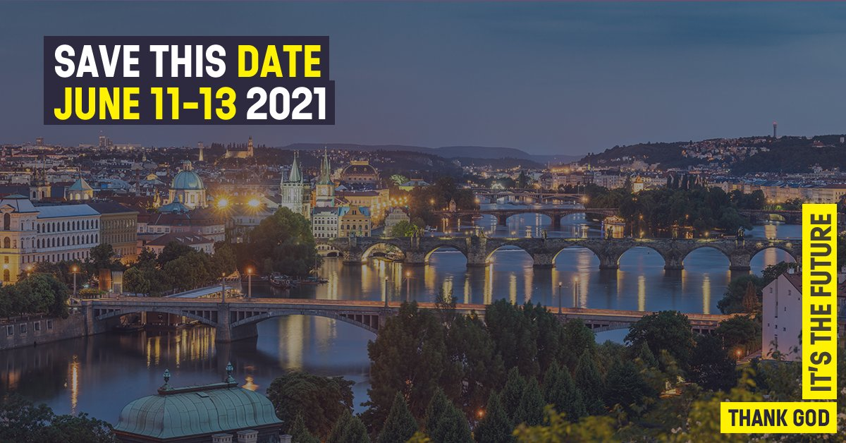 This time, nothing will stop you learning the last breakthroughs in the Digital World from our 70 speakers!   #WebExpo will run hybrid, at Lucerna & online, so you can attend wherever you are.   Meet our first 30 speakers confirmed at   #webexpo2021