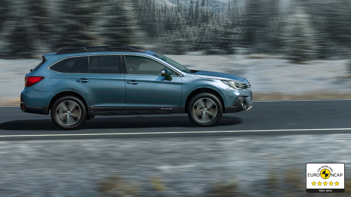 Subaru Outback offers magnificent features:  - Symmetrical All-Wheel Drive - 5 Star Safety Rating (Euro NCAP) - 1,779 Litre Boot Capacity - 1,800 KG Towing Capacity  Plus so much more!  Discover Outback - https://t.co/BvMwM5RzbD https://t.co/ydS9jImsc2