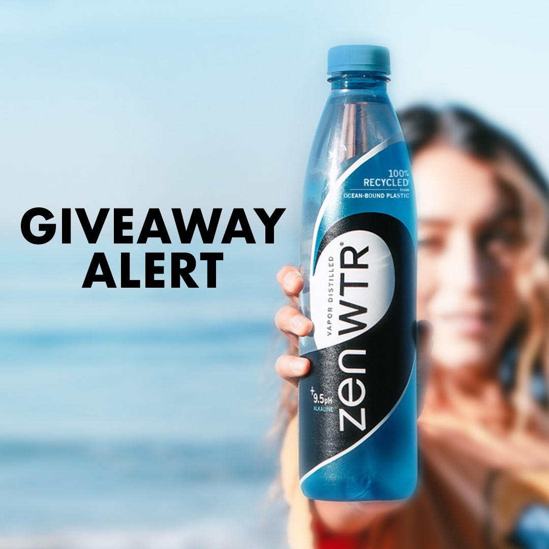 Give the gift of sustainability this holiday season plus win yourself a $500 gift card to make someone's holiday season extra special (or your own!) 🎁 To enter to win the @drinkzenwtr giveaway, head over to Life & Style's Instagram account:  #ad
