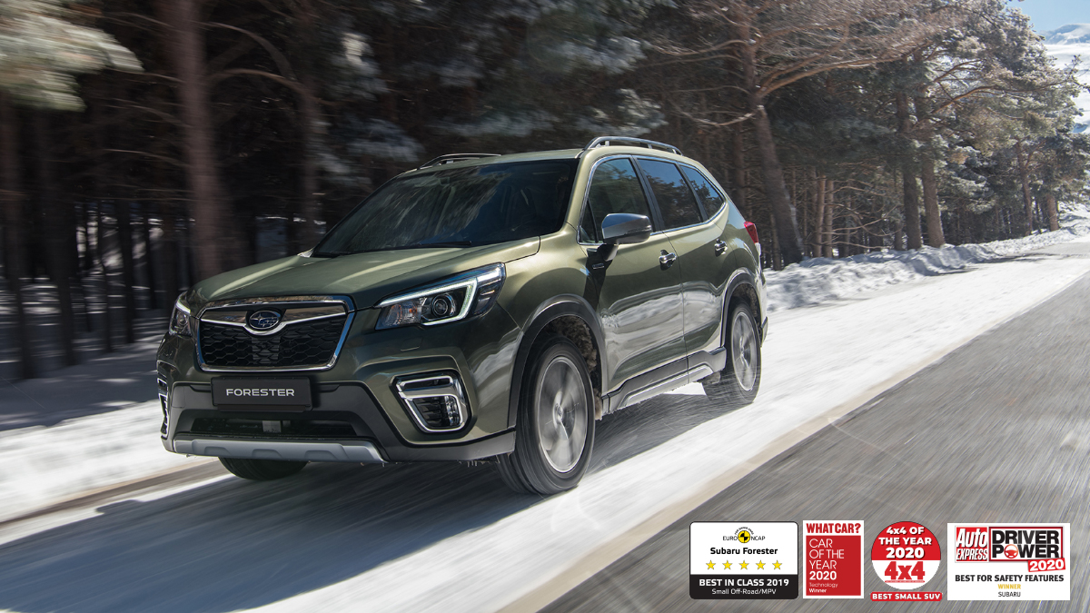 Forester leads where other SUV's can only follow.   Proven by exceptional capability and performance in the toughest of conditions.  Discover more about Forester - https://t.co/XrcBUB1S8H https://t.co/0okRL85YLQ