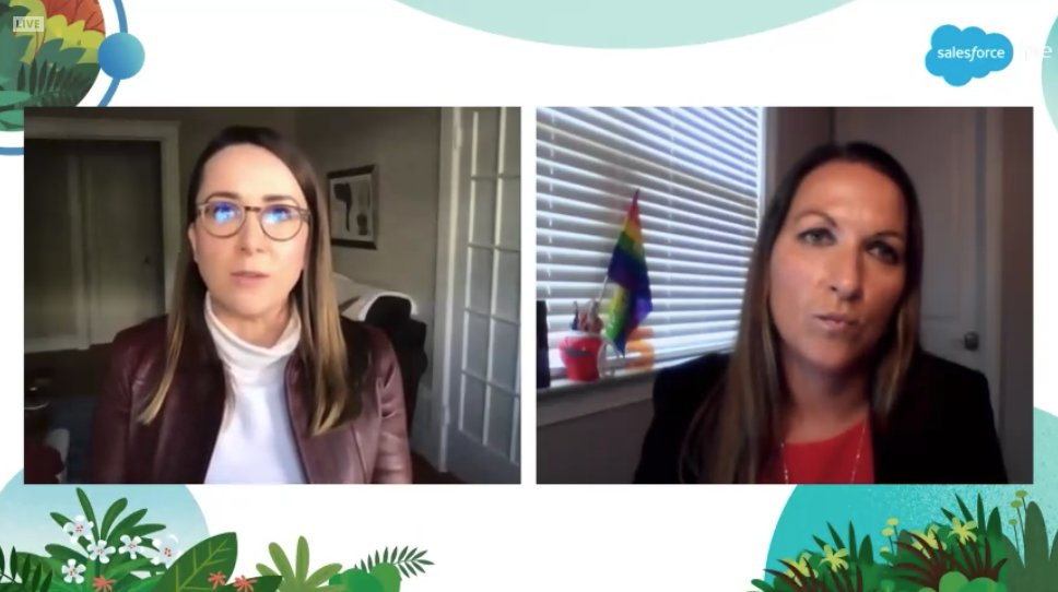 Happening now: Leading Through Change -> How #Truist Uses Automation To Provide A Seamless Customer Experience ft. @martyjanew and @slgraziano @TruistNews  @salesforce @marketingcloud #technology #marketing  #EinsteinAutomate