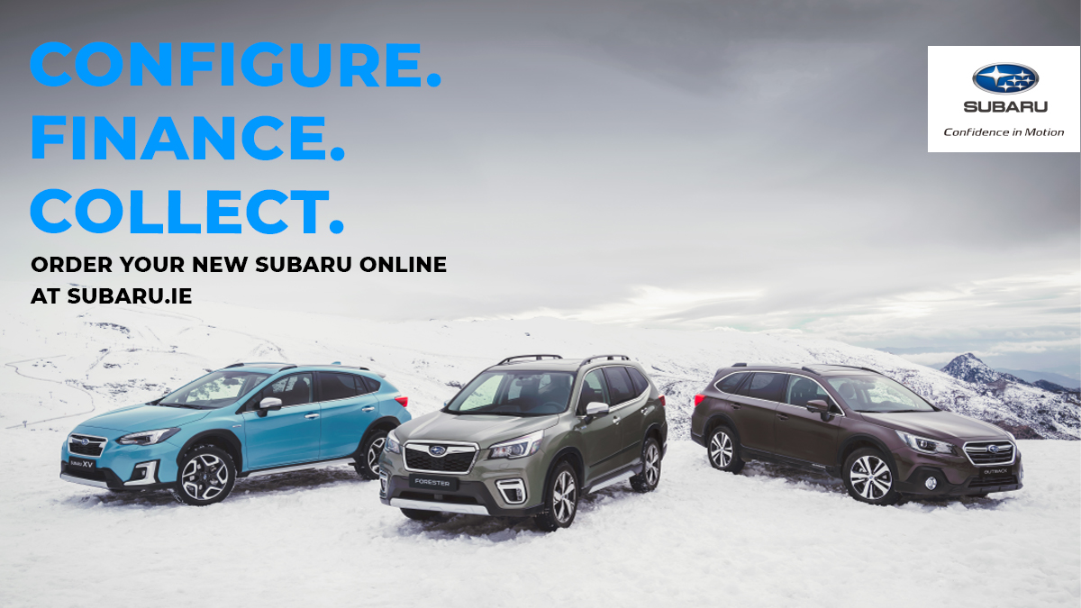 Looking for a safe, capable and reliable SUV?  Configure your Subaru, organise part exchange or trade in and apply for finance. You can either collect or arrange delivery of your new vehicle too, all from your own home!   Start your journey here - https://t.co/TMXV31xuLI https://t.co/zQBx3iX8nt