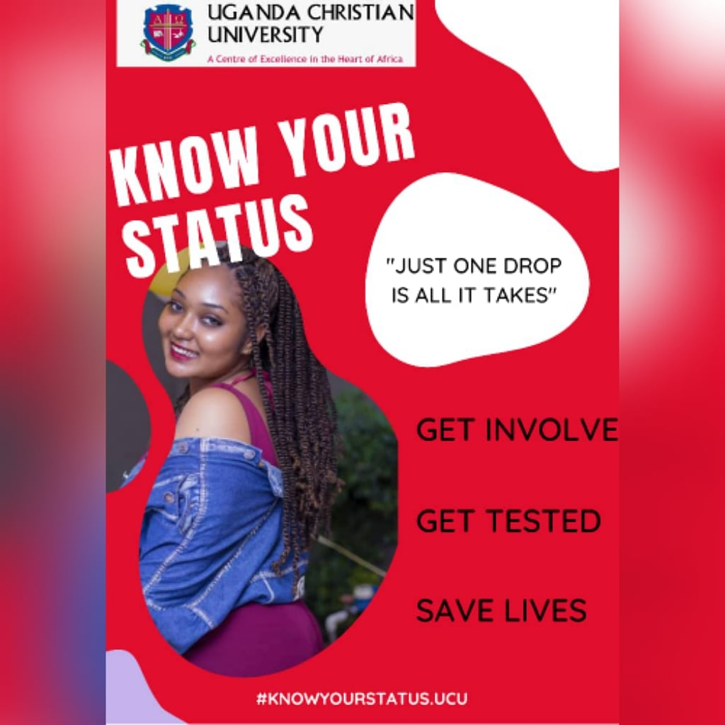 Did you know up to 500 people weekly in Uganda lose their lives to HIV?Get tested today and live a longer and healthier life.#itstartswithyou #knowyourhivstatus #healtheworld