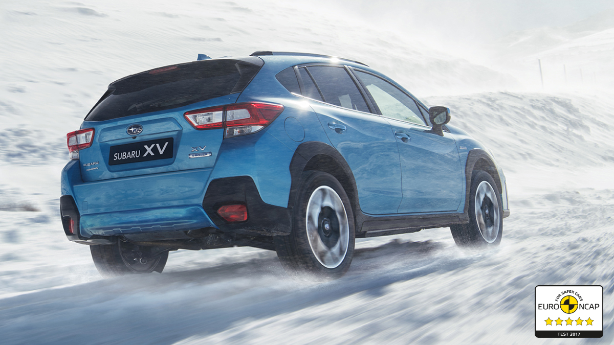 Sporty, compact and ready to conquer any challenge faced. Now with a €2,000 discount or 2.9% PCP/HP Finance when you order online!  Find out more about the Subaru XV e-BOXER - https://t.co/NsDkqbyOyP https://t.co/PPDeMWpL5M