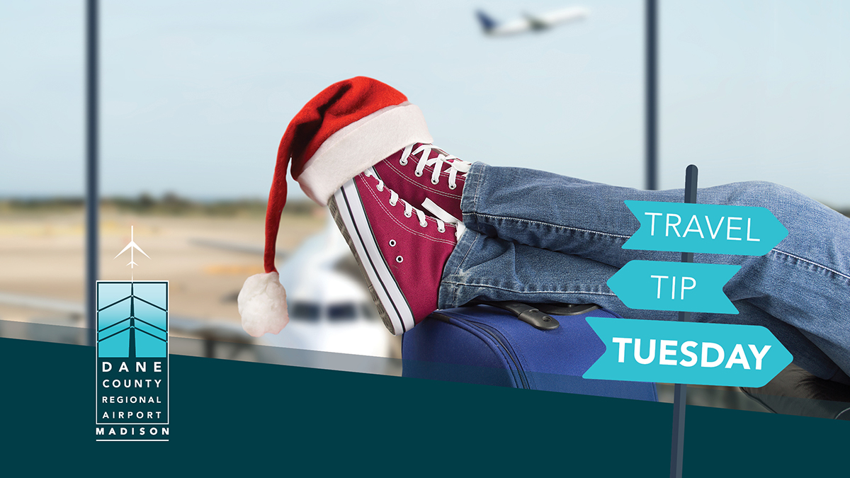 This Travel Tip Tuesday, we want to hear from you! What is your best tip for traveling during the holidays?  #TraveTipTuesday #TravelTips #MSNAirport #HolidayTravel