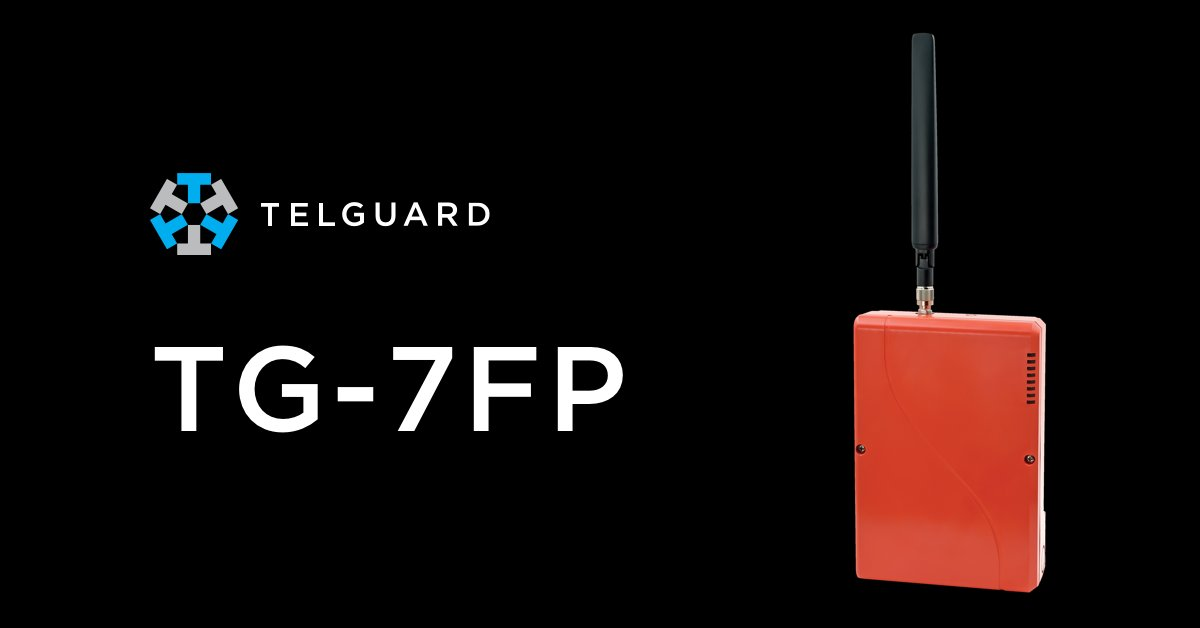 Our @Telguard team today announced the launch of its 5G-ready TG-7FP Fire Alarm Communicator, perfect for many applications where space, access to power, and budget are considerations. Learn more here: https://t.co/DqzUToeePA https://t.co/2V2fQ0BVuL