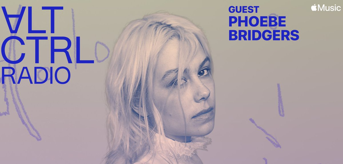 💀@phoebe_bridgers today on #ALTCTRL getting into her massive 2020:  Started her own label ☑️  Released one of the best albums of 2020 ☑️   Marching into the 2021 Grammys ready to collect  ☑️  Oh, and jumping on the new Cudi  ☑️   3pm pst  @AppleMusic