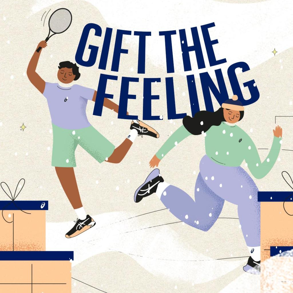 Give the gift of feeling great this Christmas with our new Gift Finder. ✨  From fitness fanatics to those who simply enjoy the stylish comfort of sportswear, ASICS Gift Finder curates a personal gift selection for you.  Try it now: https://t.co/TfFL21QXPw https://t.co/NB6kHRIIsl