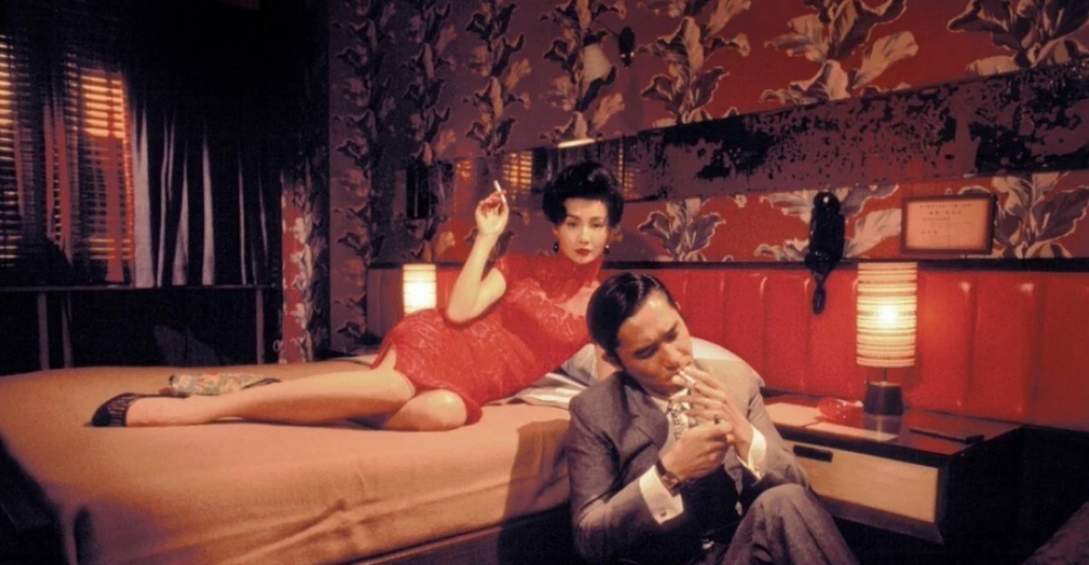 """I invite the audience to join me on starting afresh, as these are not the same films, and we are no longer the same audience.""  Wong Kar Wai details the editing changes he made to his films while restoring them:"