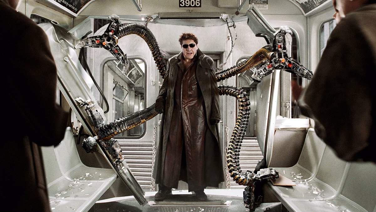 Report: Alfred Molina's Doctor Octopus Will Return For Spider-Man 3