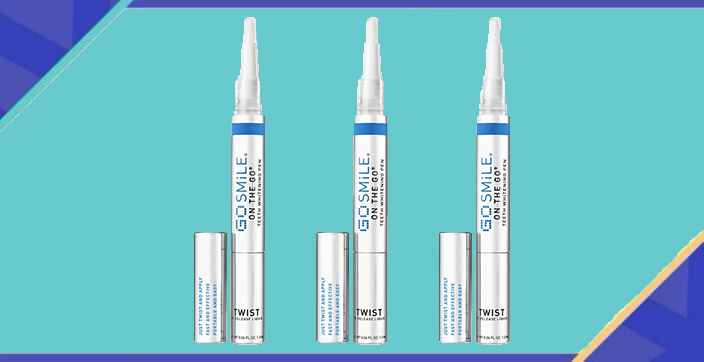 Smile! This top-rated teeth whitening pen is over 50 percent off, plus more self-care steals  #ad #DaysofSavings2020