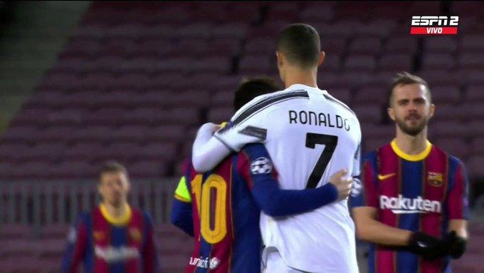 FOTO) Hermana de Ronaldo y una polémica foto sobre Messi y CR7 | ECUAGOL