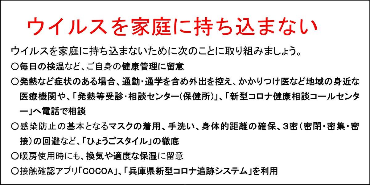 人数 コロナ 兵庫 県