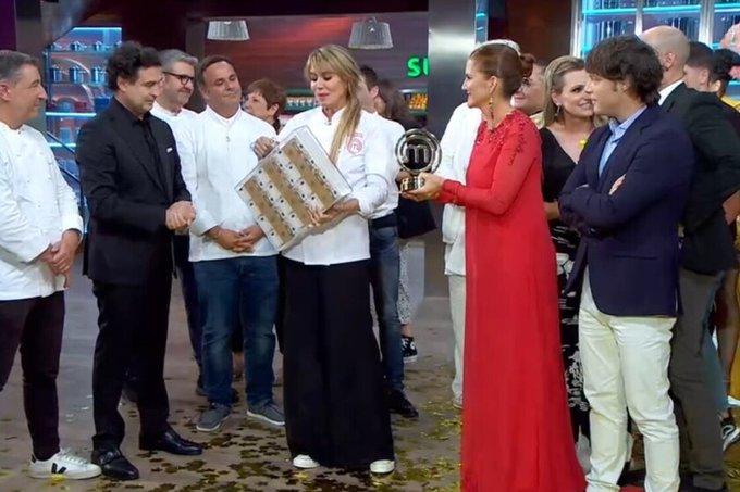 Raquel Meroño gana Masterchef