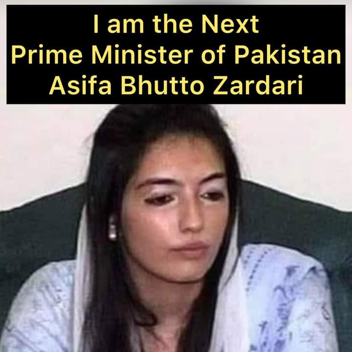 And I'll be next cheif Justice of #Pakistan. 🤣😄  #asifabhutto