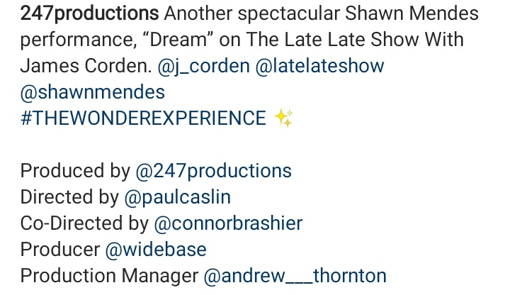 📸| @247productions via IG #TheWonderResidency