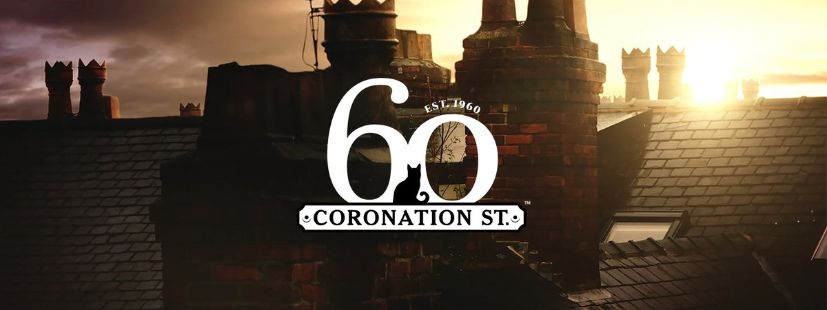 60 years on the cobbles. Join us in wishing @itvcorrie a very very happy 60th Anniversary! https://t.co/bXpno7Ul61