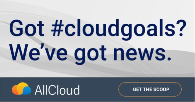 The secret is out! AllCloud and AWS have signed a Strategic Collaboration Agreement unlocking new ways to innovate and collaborate with AWS. Find out more: