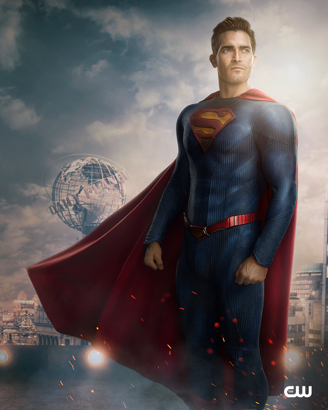 Superman And Lois CW Promotional Poster