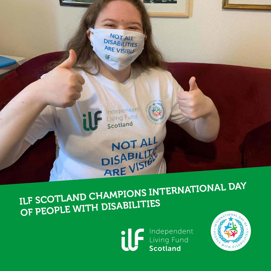 We're getting some pre-Christmas #MondayMotivation by looking back on our #IDPWD2020 campaign which happened earlier this month, highlighting that #NotAllDisabilitiesAreVisible! Check out the whole campaign here 👉