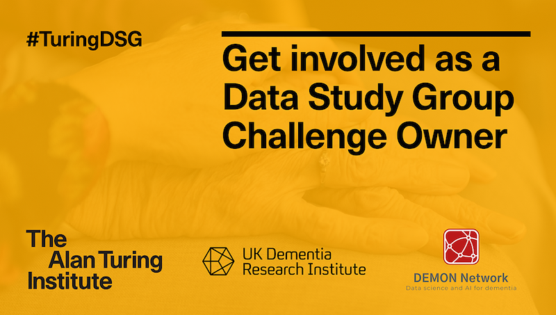 ⚠️There will be a general information webinar tomorrow (2pm, 8 Jan) for prospective Challenge Owners  @turinginst @DEMONNetworkUK   Register here 👉https://t.co/YSGywVsrKM https://t.co/4iQGnHe3Bx