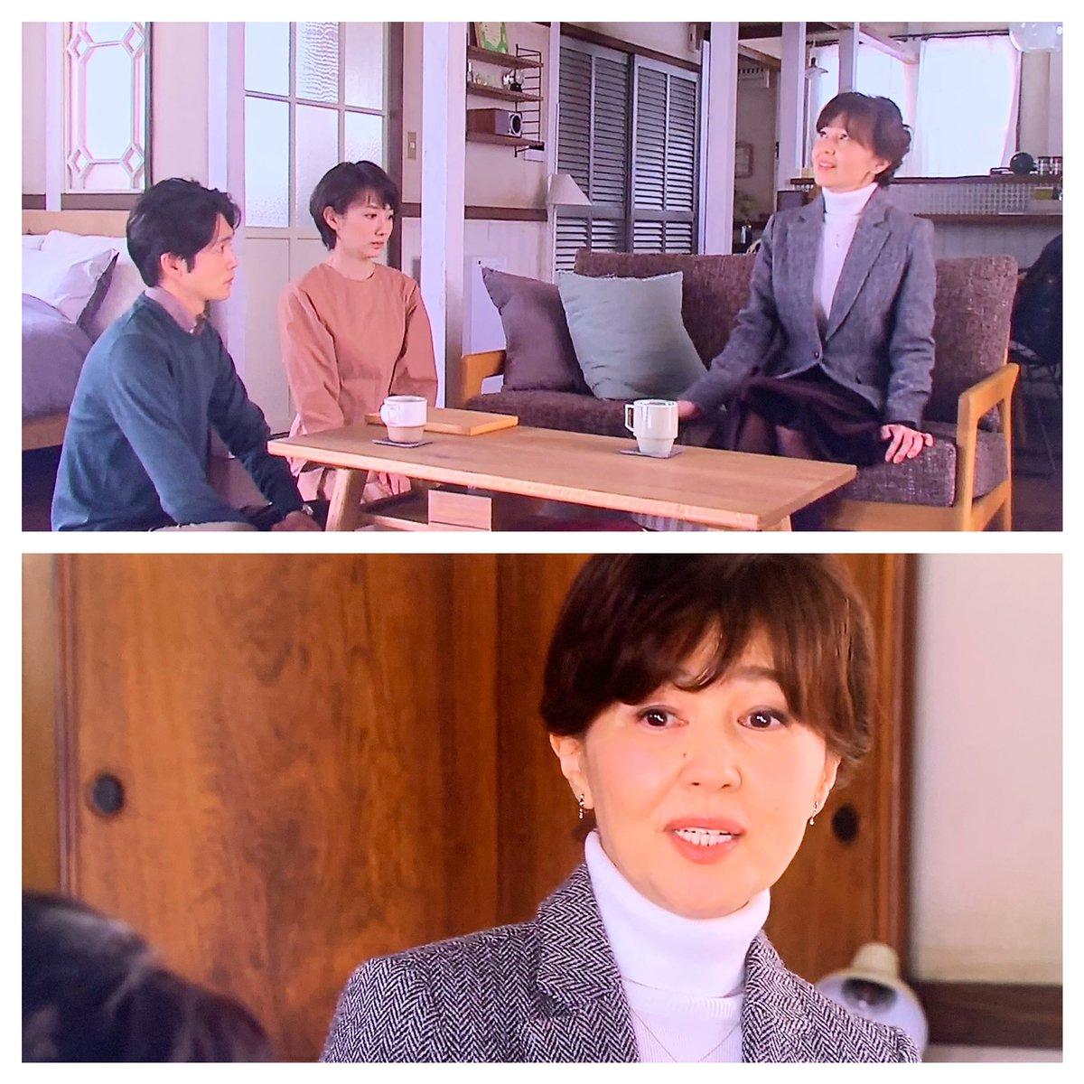 リモラブ8話の石野真子さんが秀逸すぎて 私だけ と思ったら あるわあるわ讃えるツイ Togetter