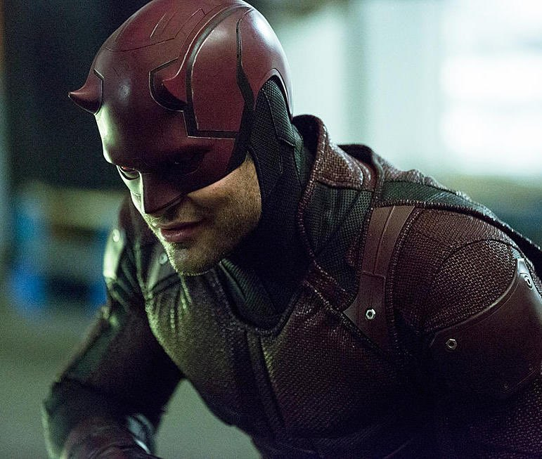 Charlie Cox is rumored to return as Daredevil in 'SPIDER-MAN 3'.  (Source: )