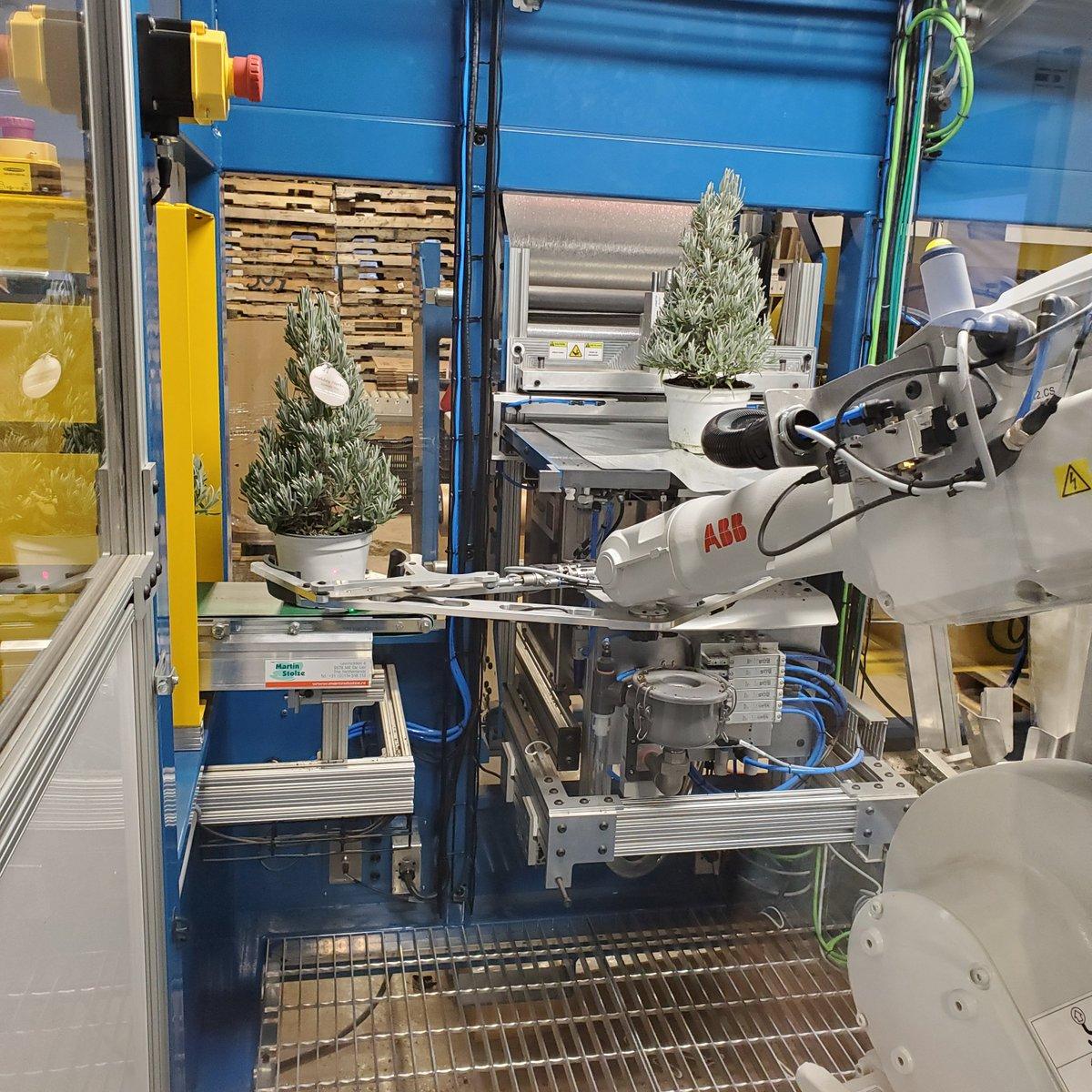 greenhouse robots