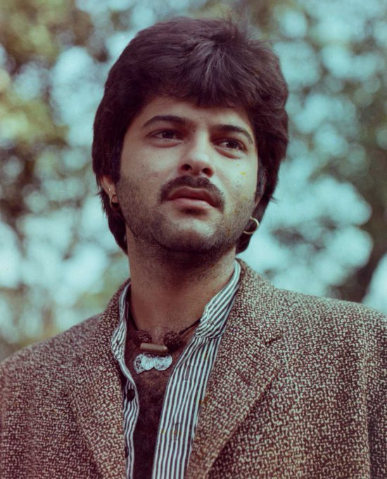 Anil Kapoor turns a year younger!  Happy Birthday  Guess the movies?