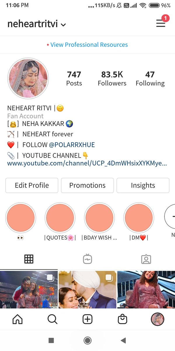 @Complex @instagram Reels feature is still unavailable on my Instagram account @neheartritvi . I have updated the app to the latest version but didn't got any updated features. It's very irritating seeing that everyone can make and post reels except me.