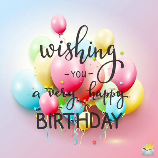 Wishing you a very very happy returns of the day Pinku. @Akki_ki_Aahana  May the coming year is filled with lots of happiness n endless joy for you. You're unique. You're lovely. Don't ever change! Keep smiling keep shining. Sending you my wishes #DirectDilSe. HAPPY BIRTHDAY AAHU