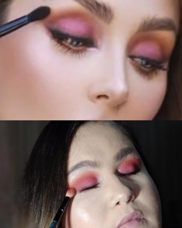Maquiagem inspiração 🇧🇷💄💋@anahi @AnMakeup1111  #anmakeup1111