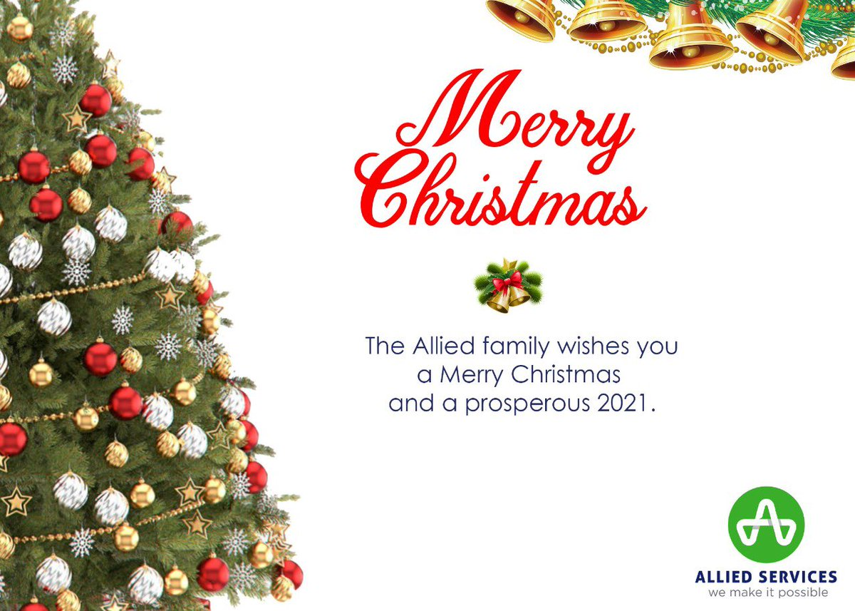 Christmas Day Services 2021 Near Me Allied Services On Twitter Have A Merry Christmas And A Prosperous 2021 Alliedservices 10 Wemakeitpossible Airtransport Roadtransport Marinefreight Warehousing Clearing Forwarding Aviationconsultancy Https T Co Cugvu1vhtq