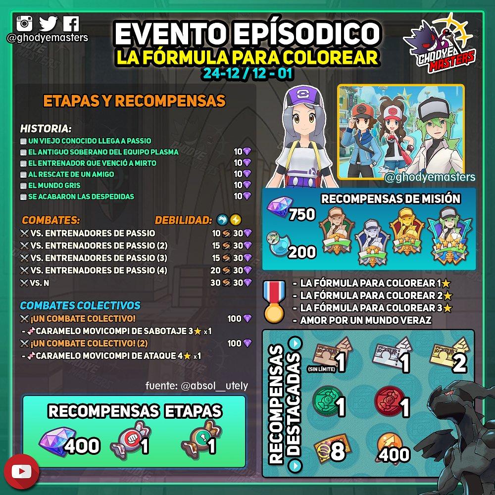 Pokemon Masters EX N