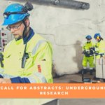 Image for the Tweet beginning: #EGU21 Call for abstracts: Underground Research ➡️EGU