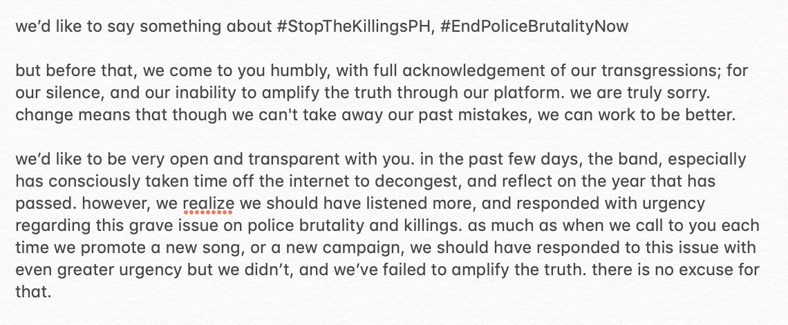 #StopTheKillingsPH #JusticeForGregorioFamily #EndPoliceBrutality we humbly ask you to read. thank you.