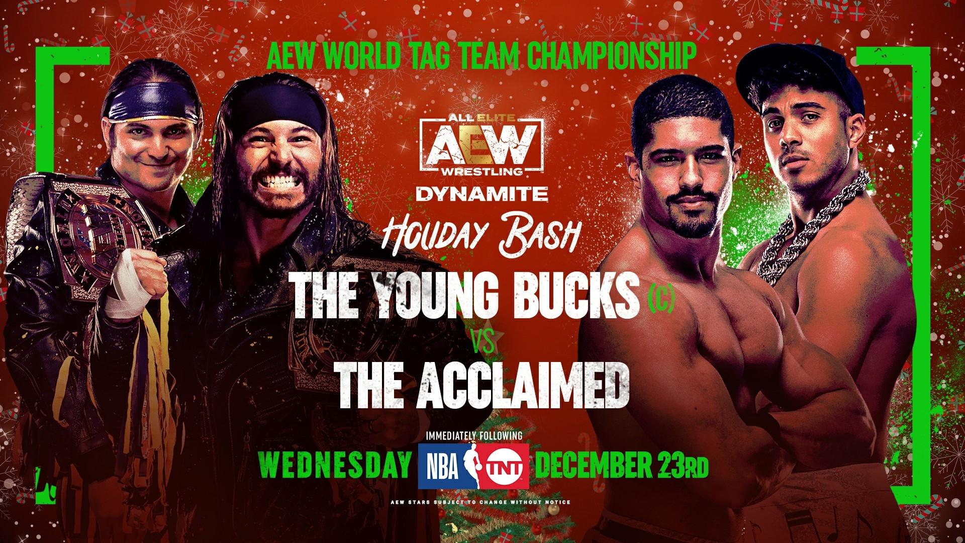 AEW Dynamite IGNITE for 12/23/20