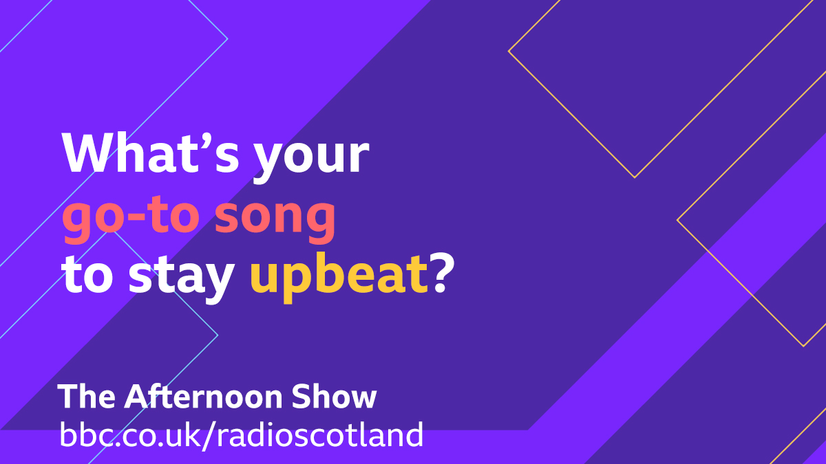 We're all in need of a bit of a lift, so for today's #TopicalTune we're looking for your go-to songs to stay upbeat!  Let us know your suggestions 👇  #TheAfternoonShow with @JaniceForsyth from 2pm   🔈